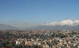 City view in kathmandu,nepal Stock Photos
