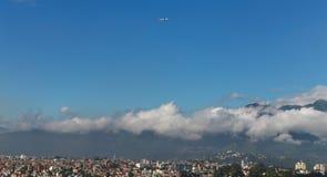 City view in kathmandu,nepal Royalty Free Stock Photos