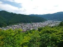 Free City View Of Gujo Hachiman City Royalty Free Stock Photo - 97052675