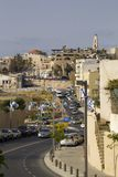 City view in Old Town of Jaffa.Israel Royalty Free Stock Image