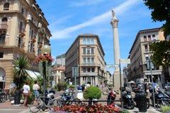 City view of Padua, Italy Stock Image