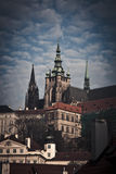 City view of Prague, the capital of the Czech Republic, View of Stock Image