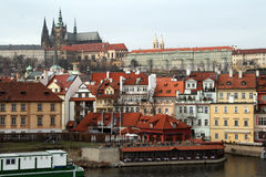 City view of Prague Stock Images