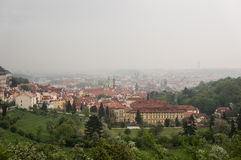 City view of Prague Stock Photography