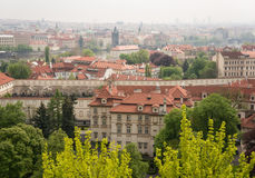 City view of Prague Stock Photos