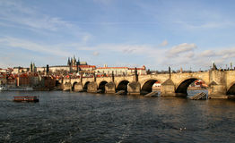 City view of Prague Royalty Free Stock Image