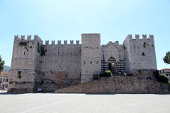 City view of Prato, Italy Royalty Free Stock Photography