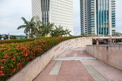 City view of Putrajaya Royalty Free Stock Images