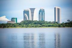 City view of Putrajaya Stock Image