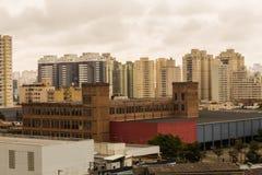 City View of São Paulo, Brazil stock photos