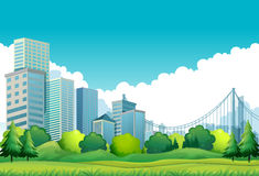 City view Royalty Free Stock Photography
