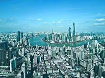 City View of the SHANGHAI,CHINA Stock Photo