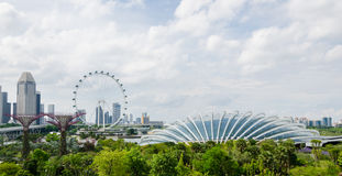 City view of Singapore Royalty Free Stock Photography