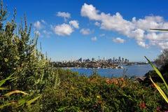 City view Sydney Stock Image