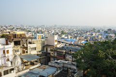 City view of Udaipur, Rajastan, India Stock Photography