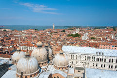 City view of Venice, Italy Royalty Free Stock Images