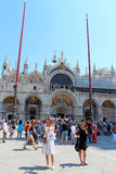City view of Venice, Italy Royalty Free Stock Photography