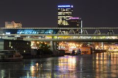 City view. Royalty Free Stock Photos