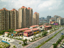The City view of zhuhai Stock Photos