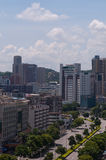 City view of zhuhai Stock Images