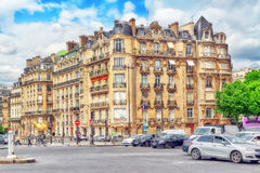City views of one of the most beautiful cities in the world-Par Stock Image