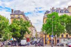 City views of one of the most beautiful cities in the world-Pari Stock Photography