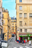 City views of Paris. Stock Images