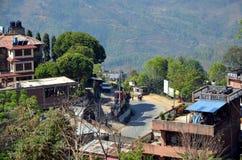 City views of Pokhara Stock Photos
