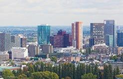City views Rotterdam Royalty Free Stock Image