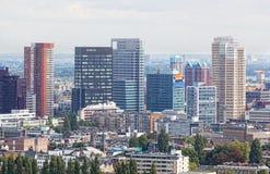 City views Rotterdam Royalty Free Stock Photos