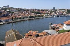 City of Vila Nove de Gaia, Portugal Stock Photos
