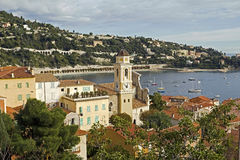 City of Villefranche 1 Royalty Free Stock Photography