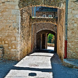 City Viviers Royalty Free Stock Photography