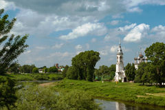 City Vologda Stock Images
