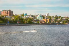 City of Voronezh of Russia Stock Images