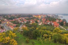 City of Vukovar Royalty Free Stock Image