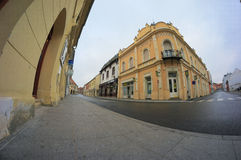 City Vukovar Royalty Free Stock Photo