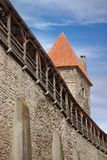 City wall. Royalty Free Stock Photography