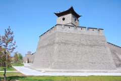 City wall Royalty Free Stock Images