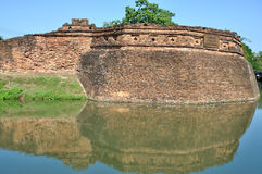 City Wall of Chiang Mai Royalty Free Stock Images