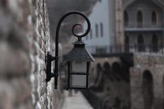 City wall light Royalty Free Stock Photos