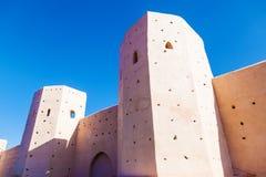 City wall of Marrakesh Stock Photo