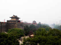 Free City Wall Of Xian Royalty Free Stock Images - 12378979