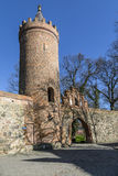 City wall,weir,neubrandenburg Stock Photography