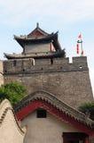 City wall of Xian Royalty Free Stock Photos