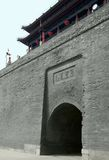 City wall of Xian Royalty Free Stock Photos