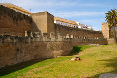 City walls Stock Photography