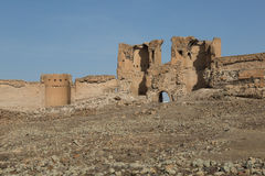 City walls of ancient Ani, Turkey Stock Images