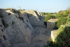 City walls Stock Photo