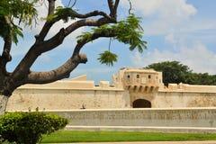 City Walls of Campeche, Yucatan, Mexico Stock Photography